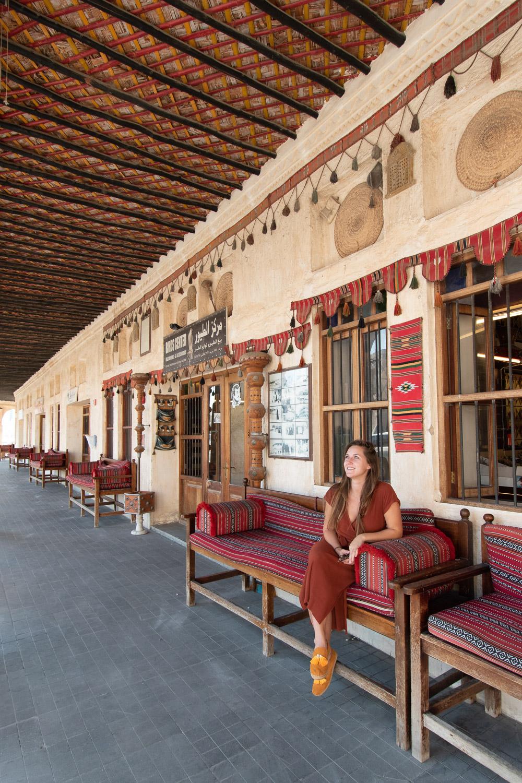 Doha Qatar vakantie Souks Waqif