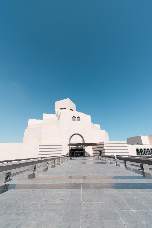 Doha Qatar vakantie The Museum of Islamic Art-2