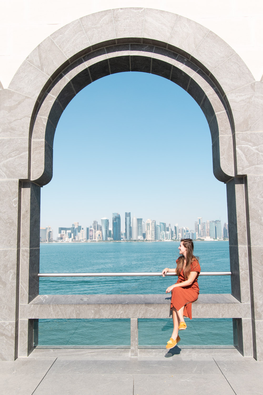Doha Qatar vakantie The Museum of Islamic Art