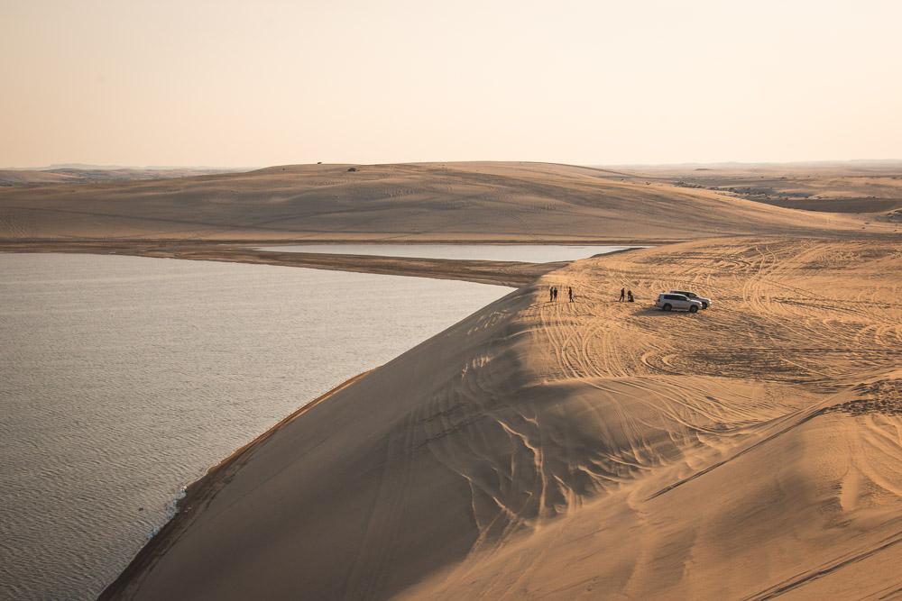 Doha Qatar woestijn desert safari