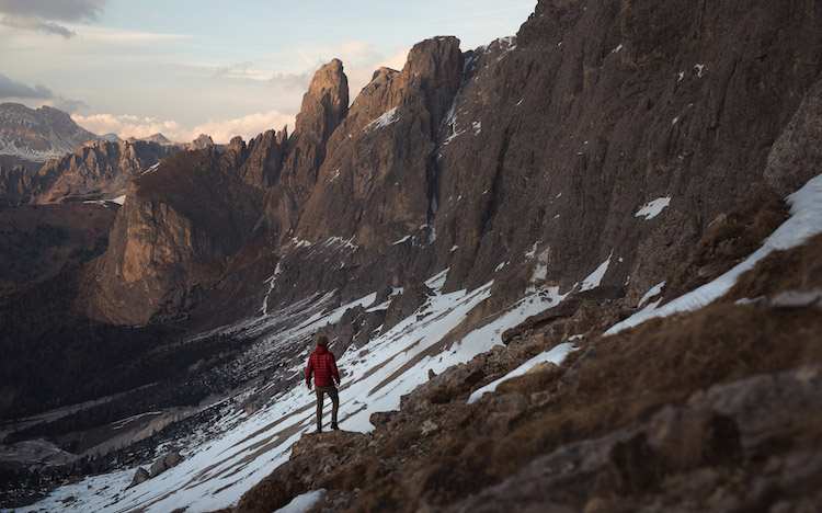 Dolomieten roadtrip bergen