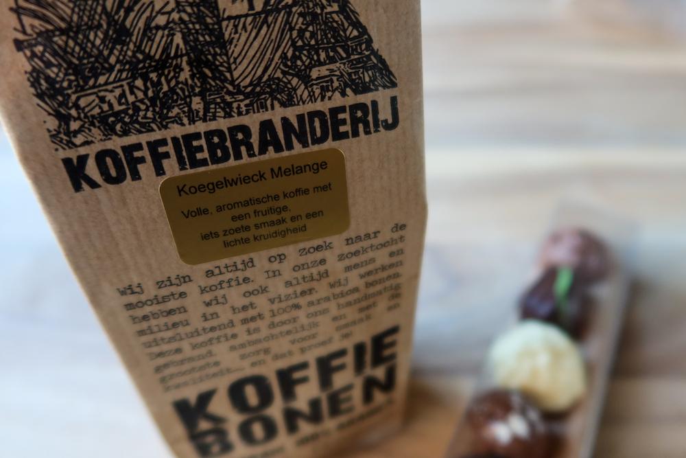 Dorp Terschelling Midsland koffiebranderij