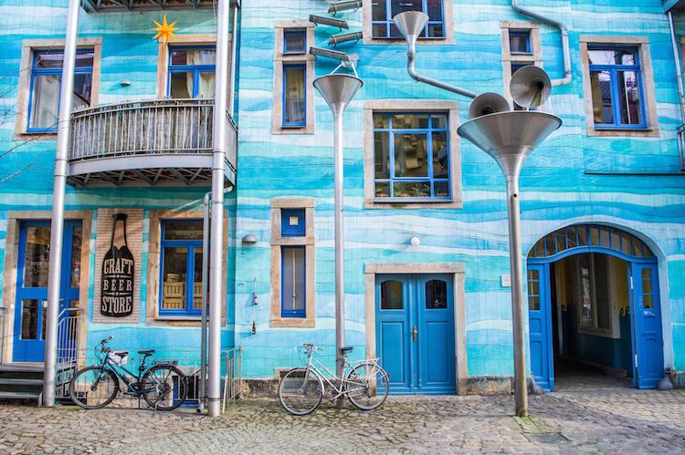 Dresden bezienswaardigheden Kunsthofpassage 8