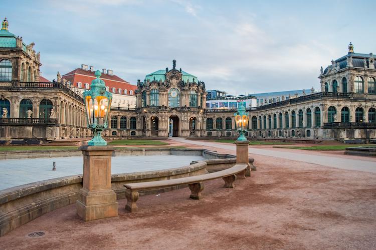 Dresden bezienswaardigheden Zwinger stedentrip