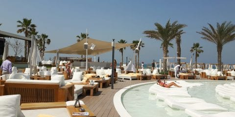 Dubai luxe zwembad