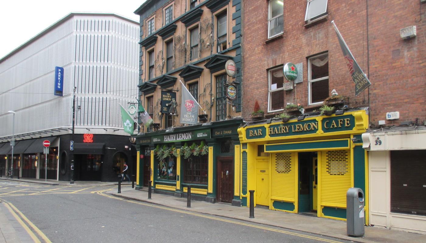Ierse pubs