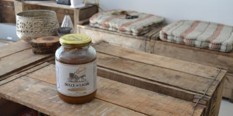 Dulce the leche eten in Uruguay