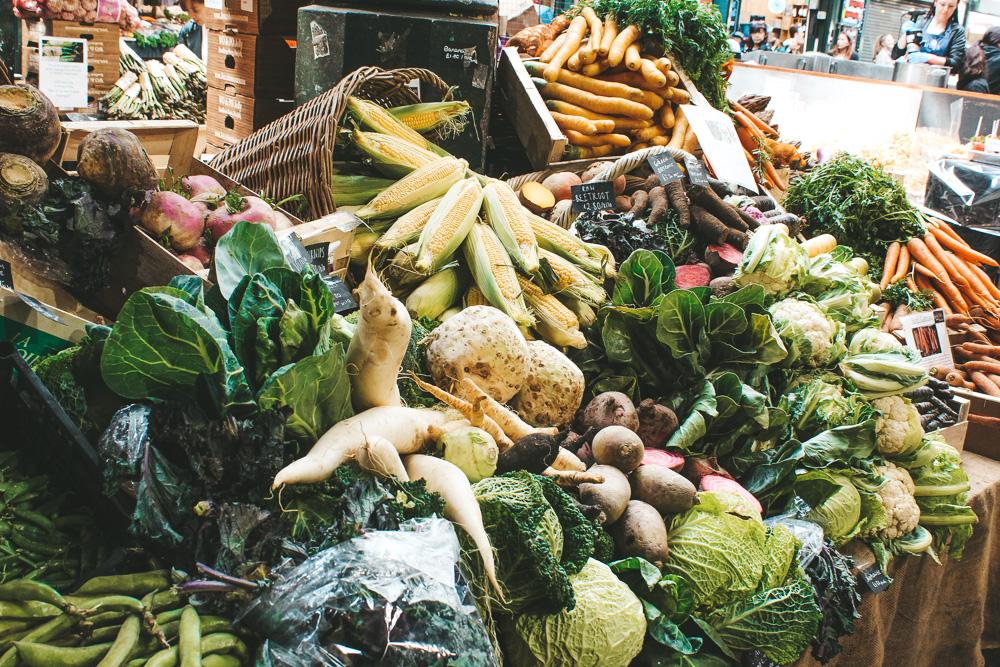 Duurzaam reizen vegetarisch eten