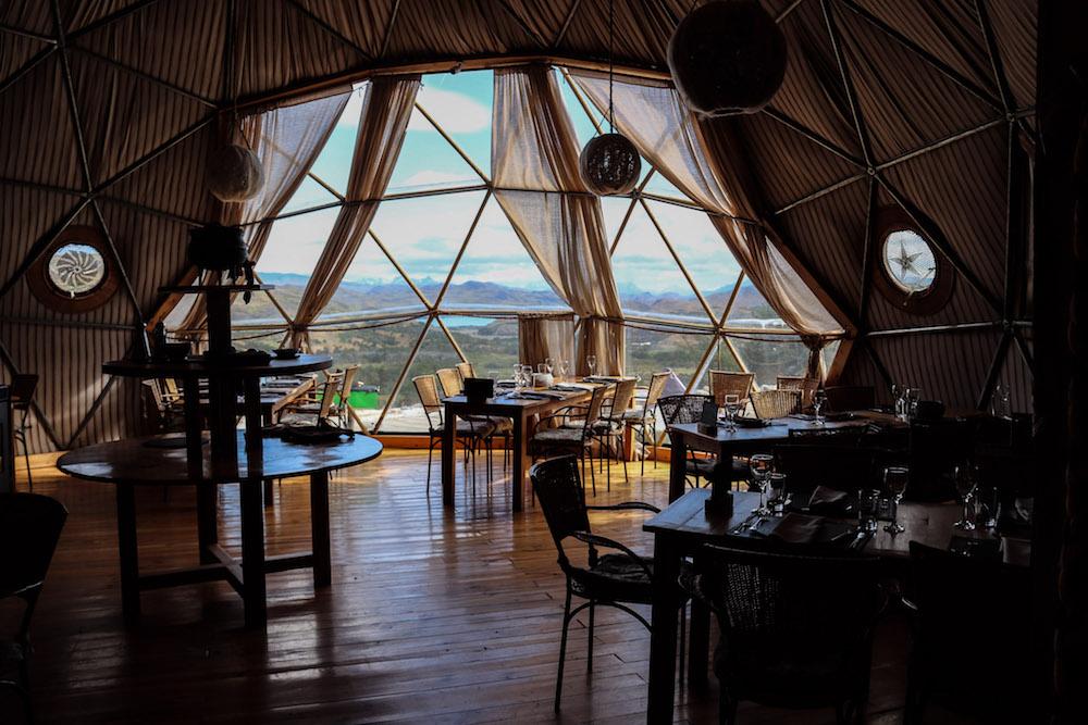 EcoCamp torres del paine camping patagonie