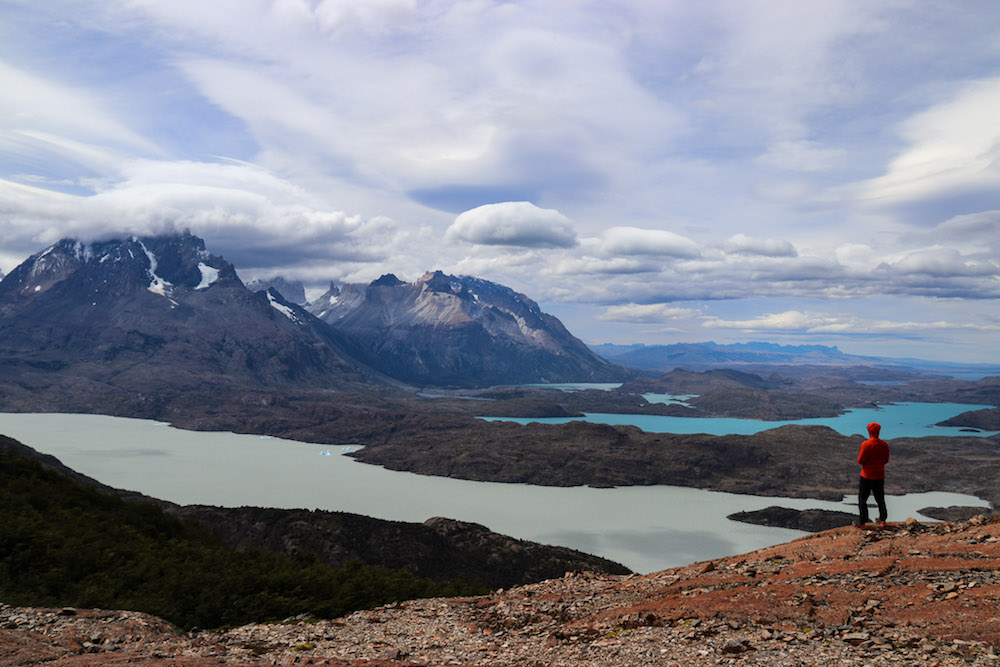 EcoCamp torres del paine patagonie tocht hike