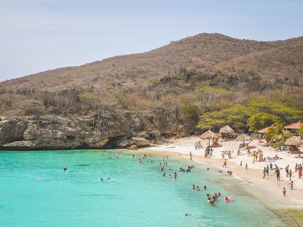 Eilandhoppen Curacao