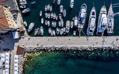 Eilandhoppen Kroatie
