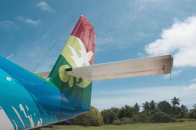 Eilandhoppen Seychellen Vliegen