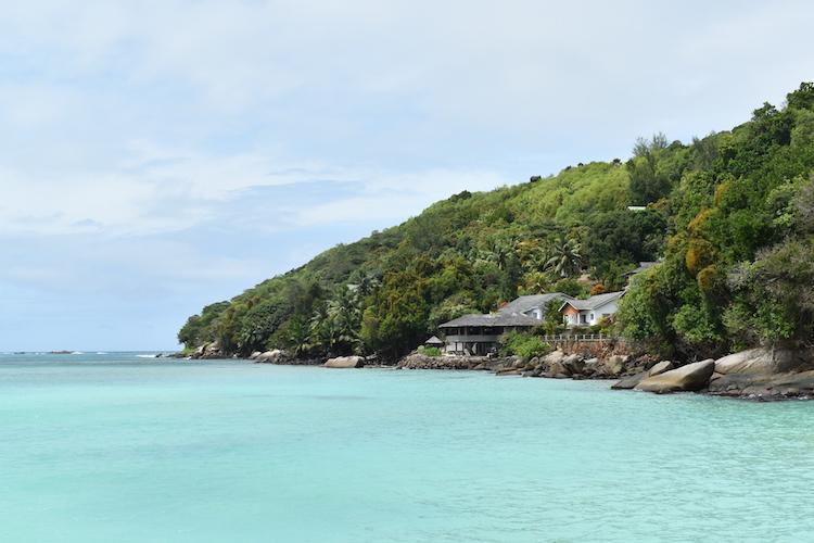 Eilandhoppen seychellen haven praslin