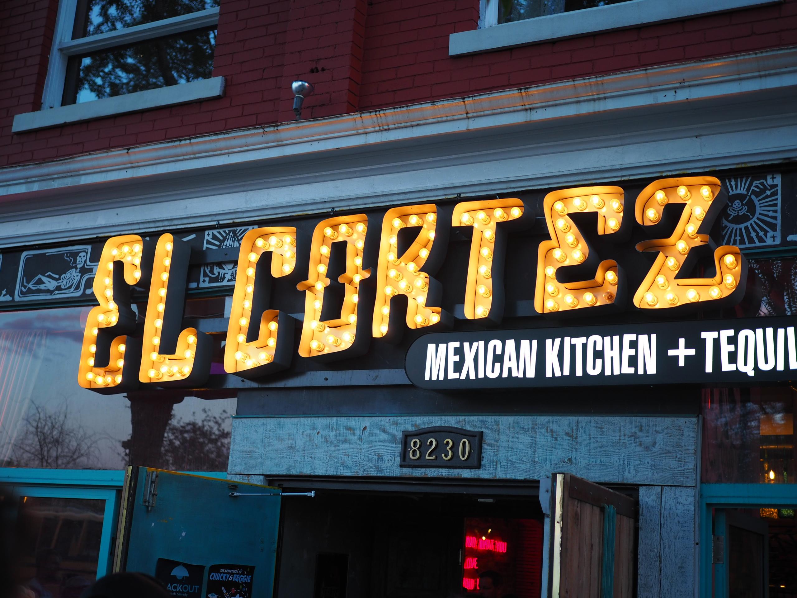 El Cortez restaurants edmonton