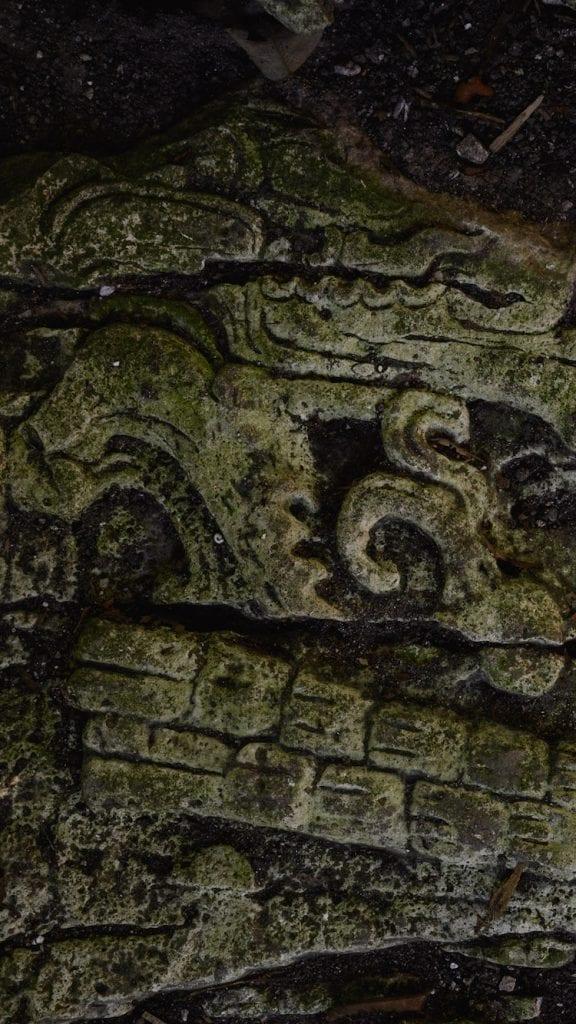 El Zotz maya tempel Guatemala