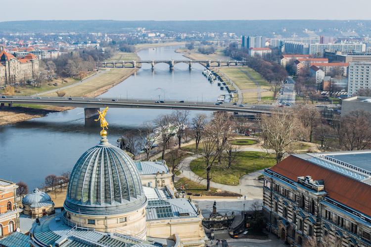 Elbe Vallei Dresden bezienswaardigheden