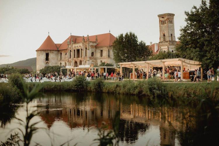 Electric Castle festival overdag