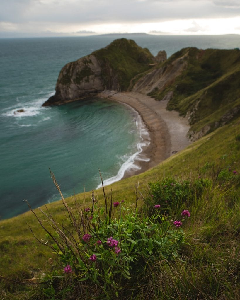 Engelse zuidkust Jurassic Coast