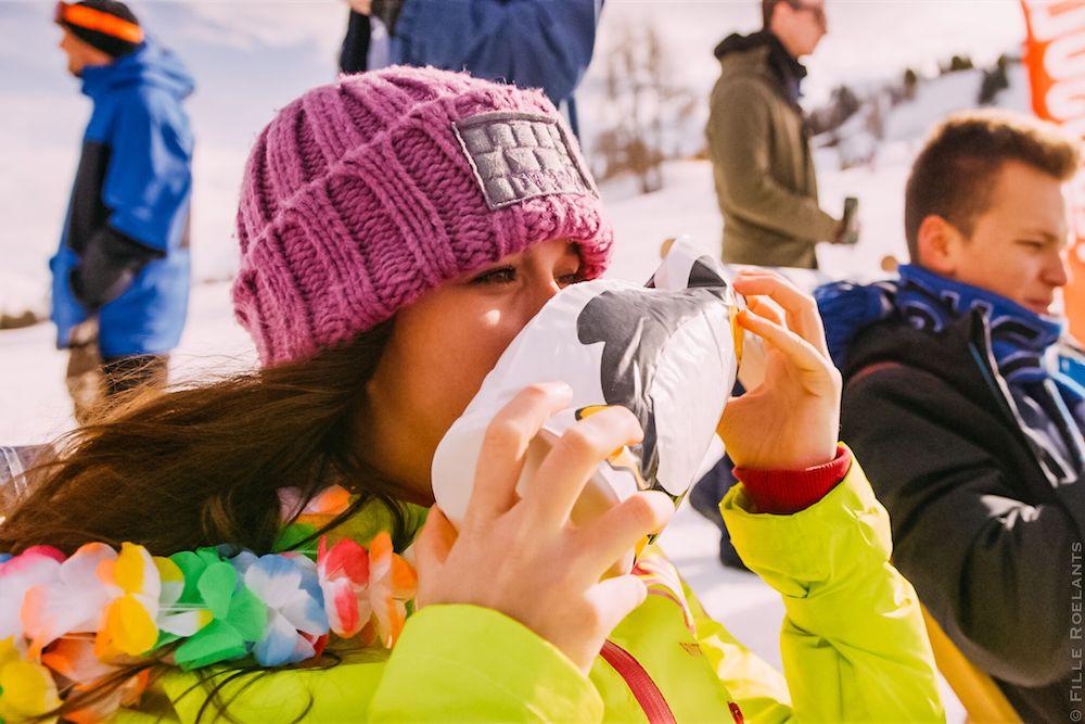 Enter the snow winterfestival