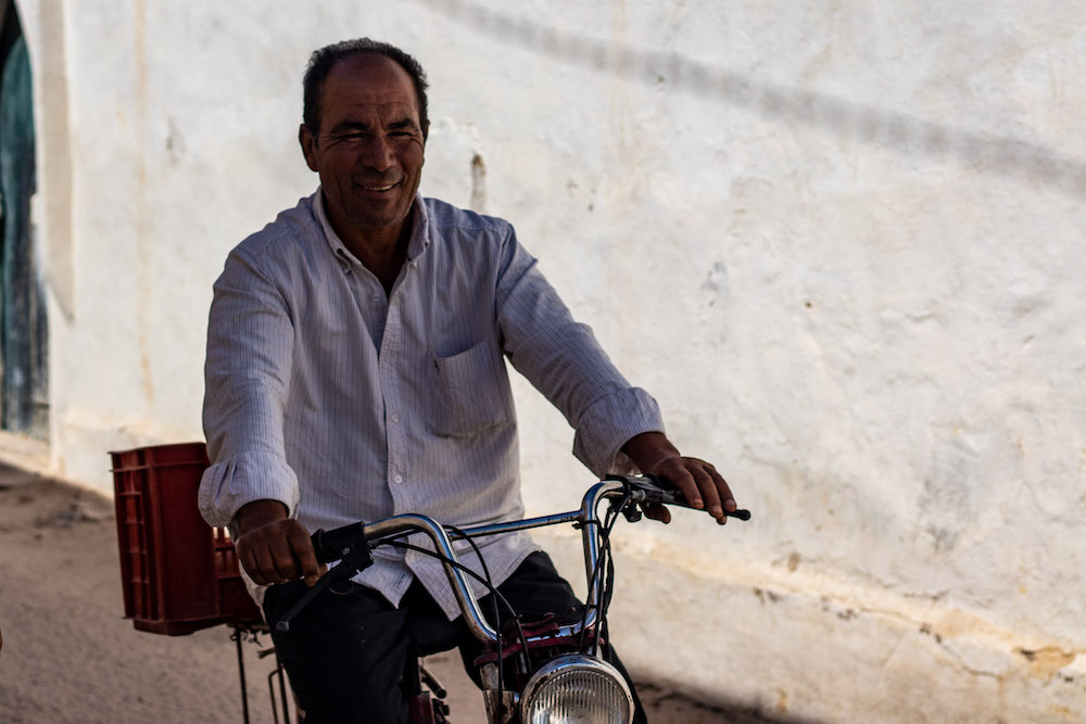 Erriadh Djerba Tunesie straatjes