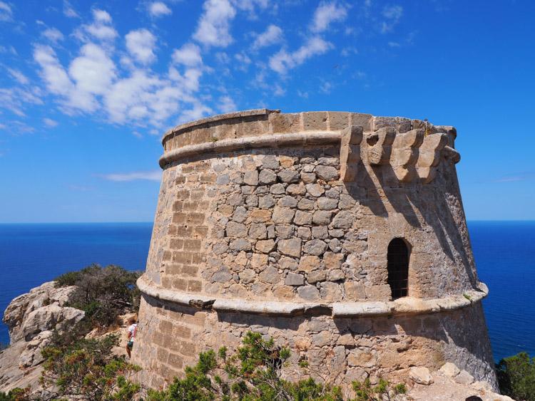 Es Vedra Torre de Savinar toren