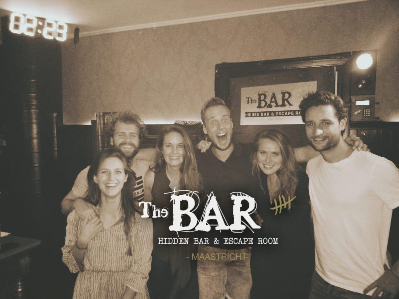 Escape room the bar