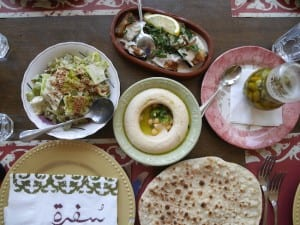 Eten in Amman