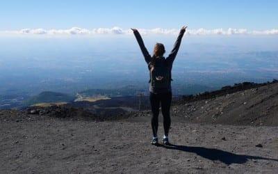 Etna vulkaan bezoeken