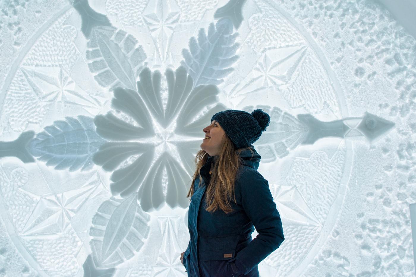 Excursies lapland ijshotel ice hotel