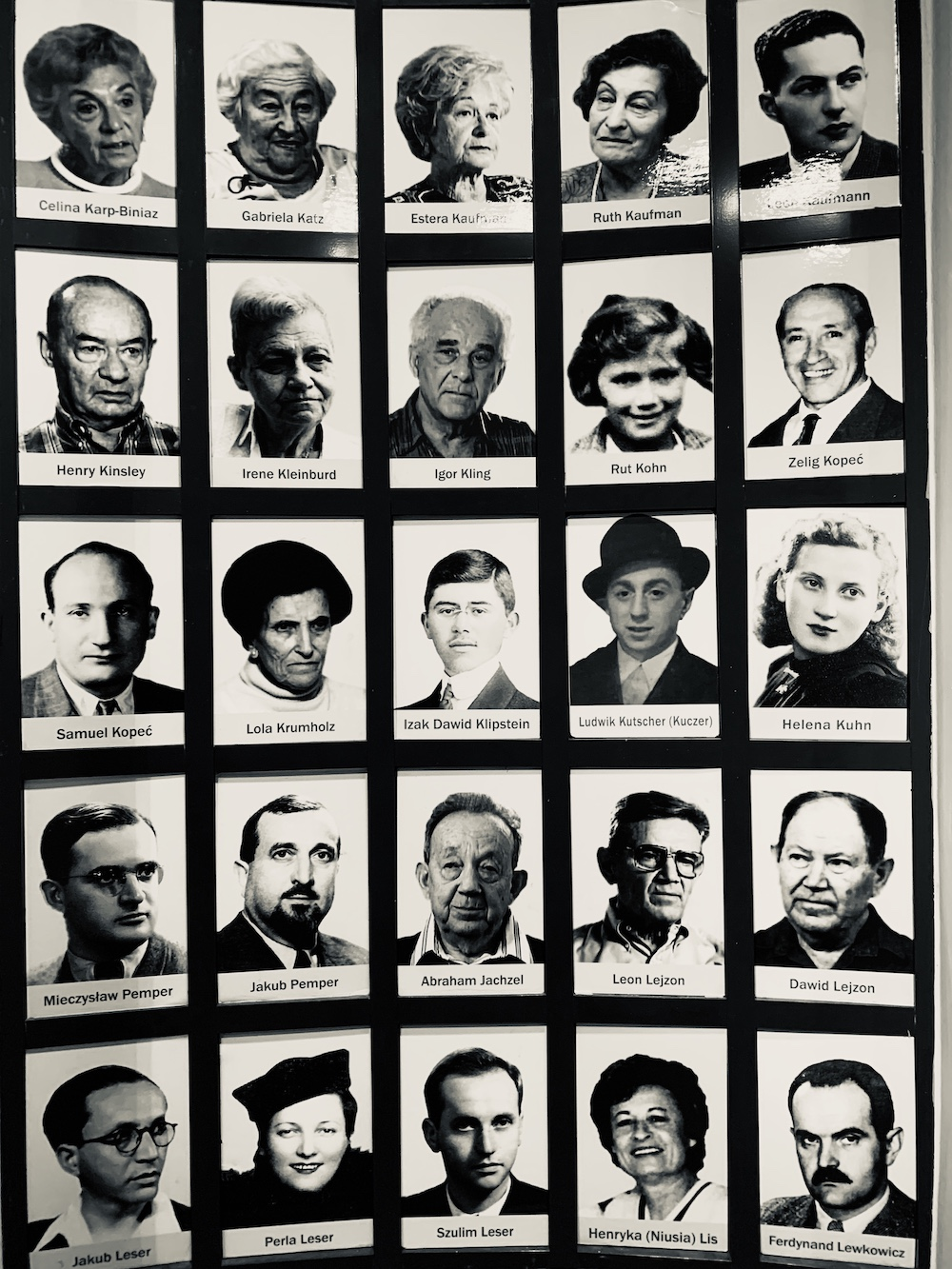Fabriek van Oskar Schindler krakau