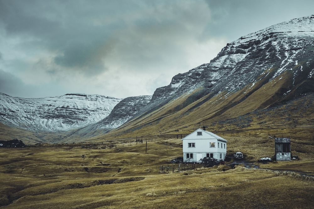 Faroer Eilanden vakantie huisje