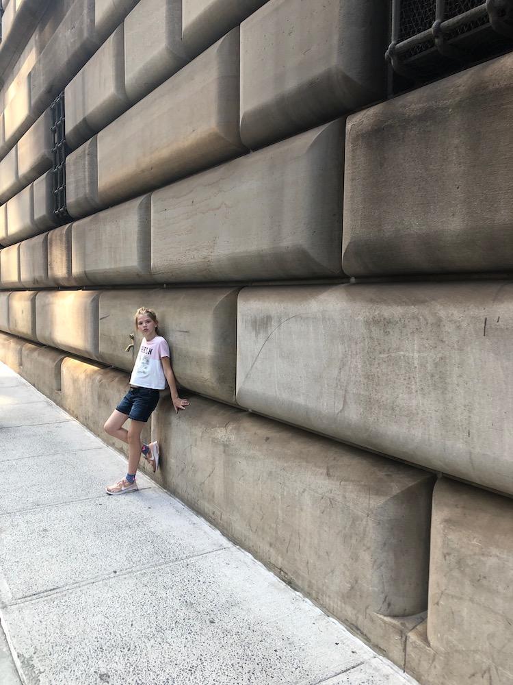Federal Reserve Bank in New York kinderen