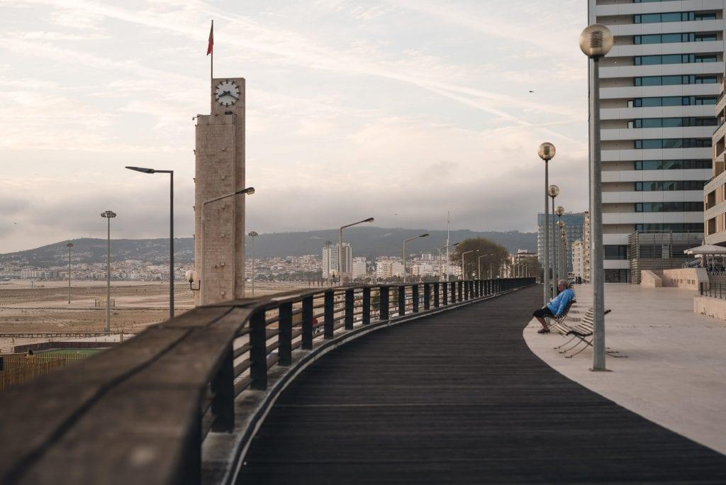 Figueira da Foz boulevard portugal 1