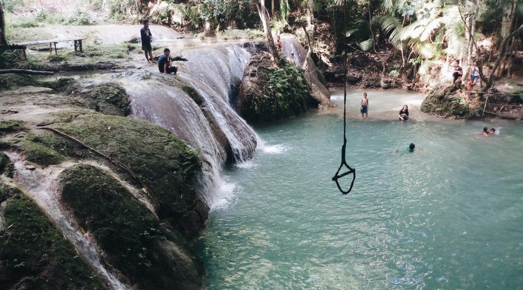 backpack route filipijnen