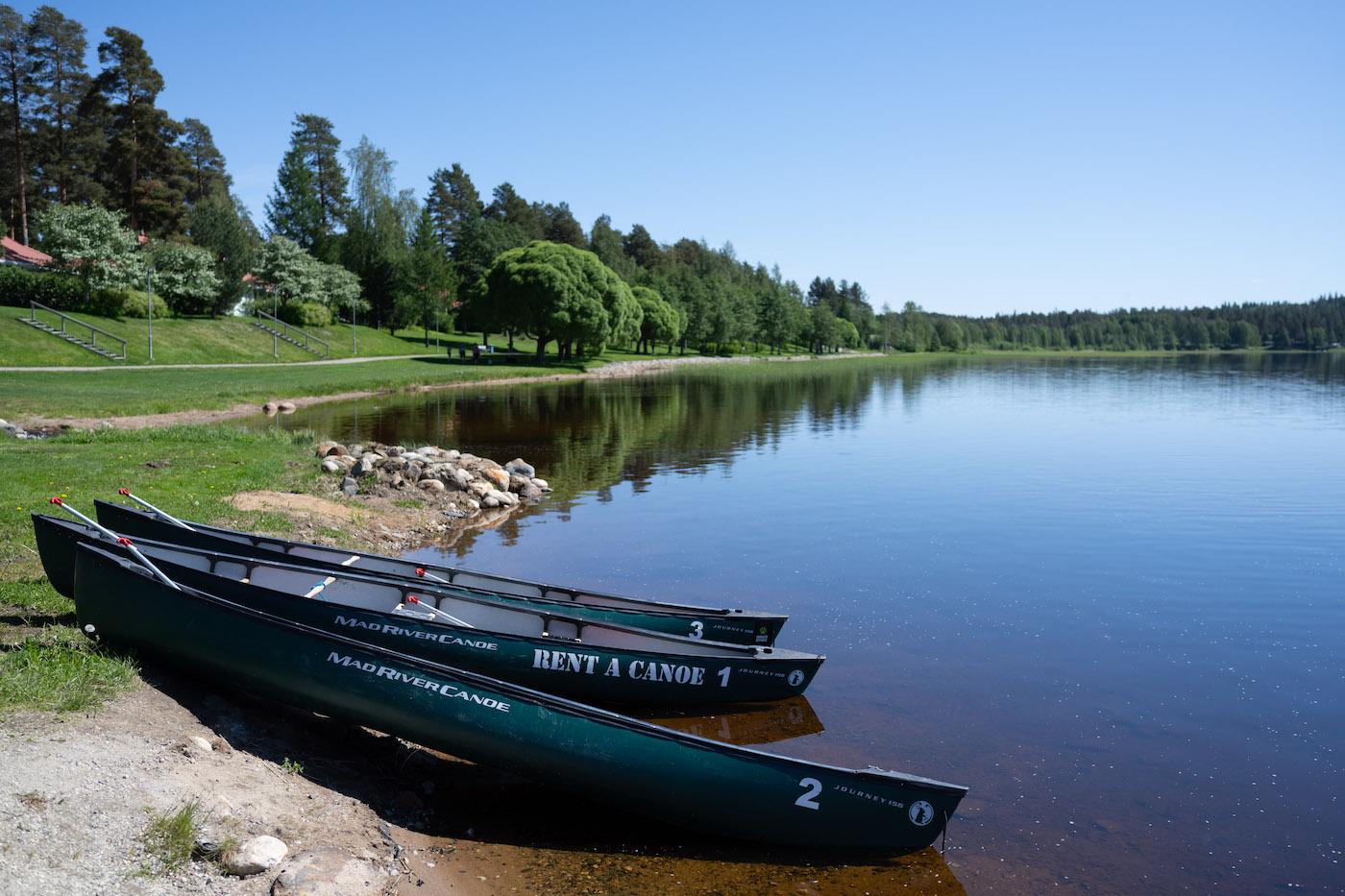 Finland vakantie zomer