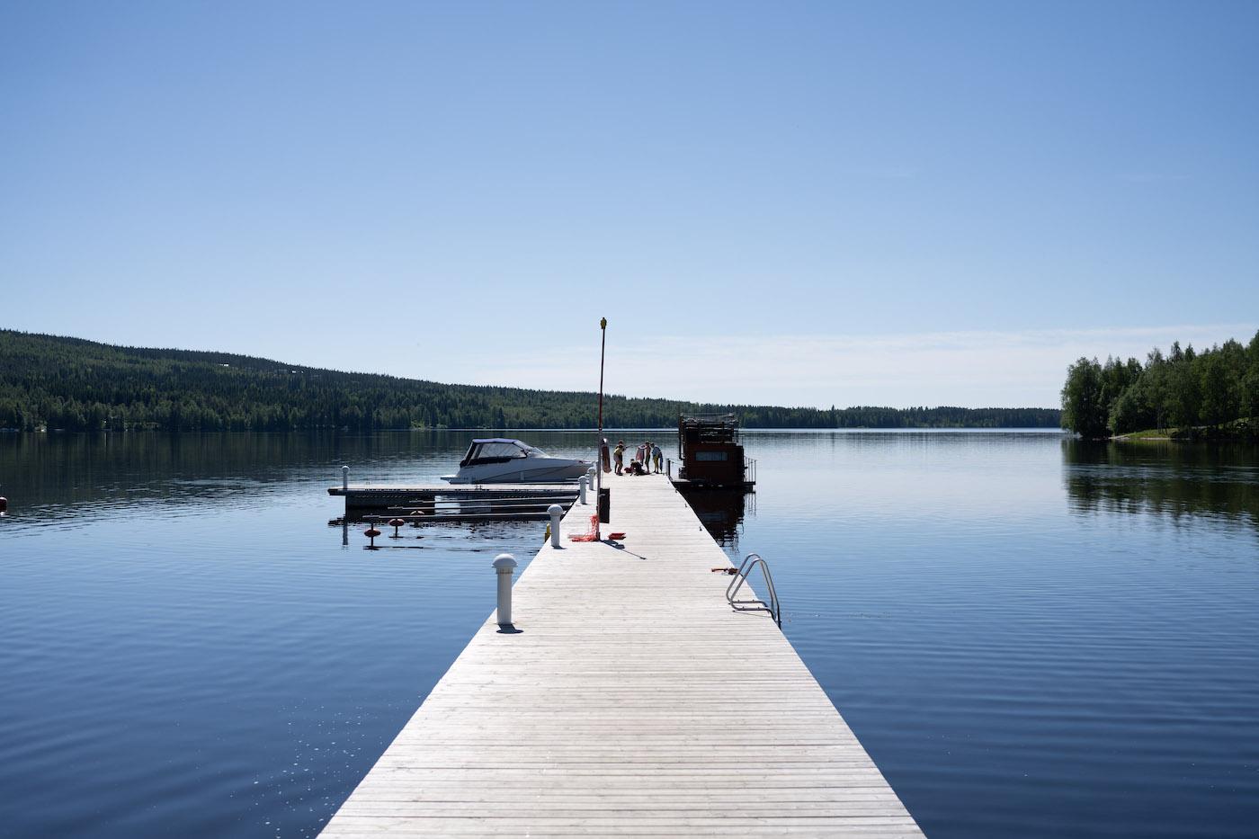 Finse meren Finland vakantie