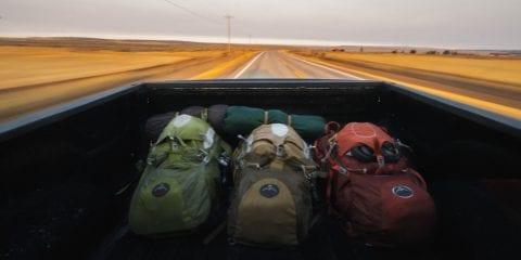 Flightbag voor backpack kopen