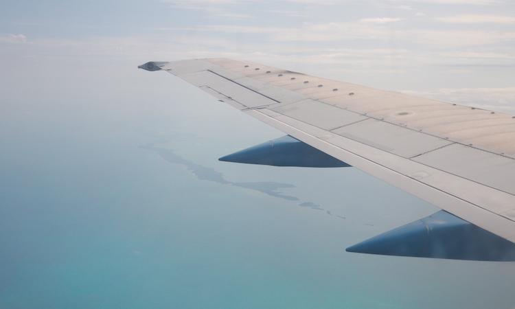Florida Keys vanuit de lucht