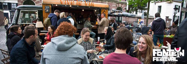 Fonteyn food festival utrecht 2017