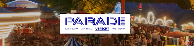 Food Festival Utrecht Parade
