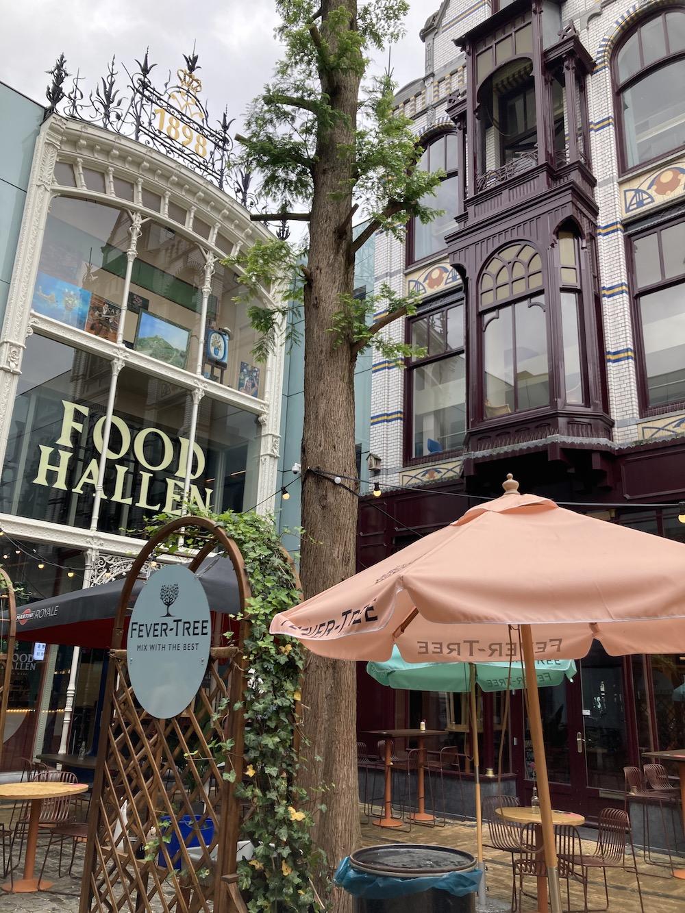 Foodhallen in Den Haag