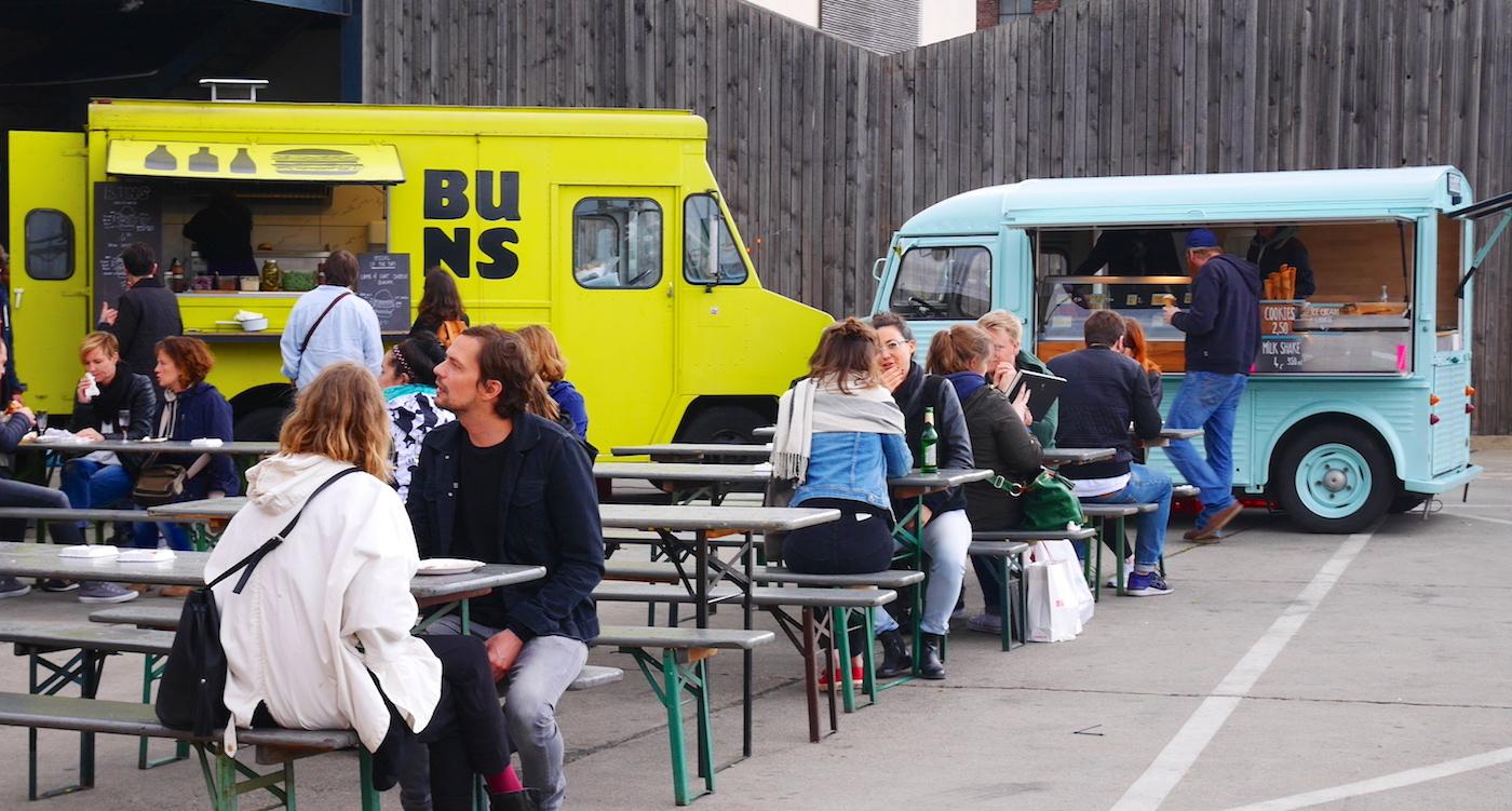 Foodtrucks Berlijn streetfood friedrichshain