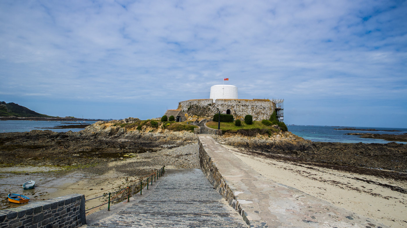 Fort Grey guernsey
