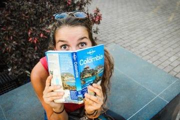 Foto's backpacken Colombia