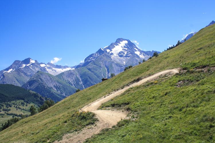Franse Alpen Je bent er zo 2