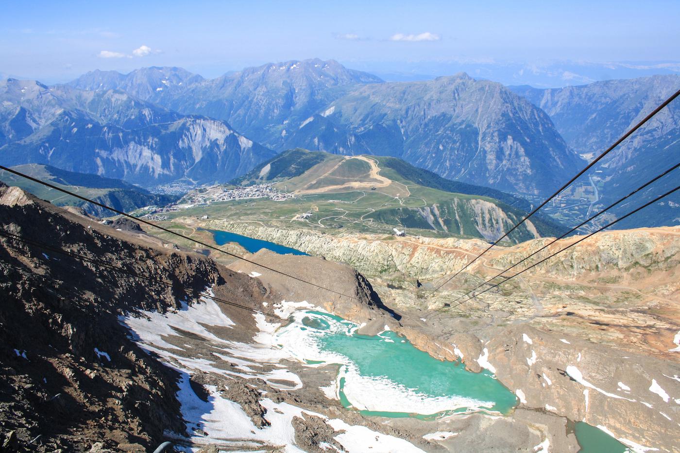Franse Alpen Zomer