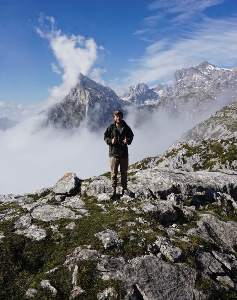 Fuente de picos de europa wandelvakantie spanje