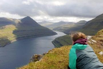 Funnings Kommuna uitzicht faeroer eilanden