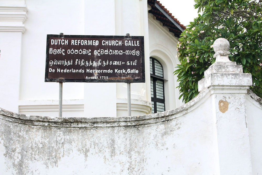 Galle Dutch Church